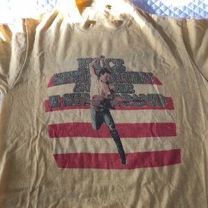 Authentic vintage Bruce Springsteen '84 T-shirt